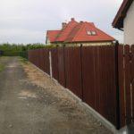 Ogrodzenie drewniane Kraków